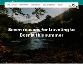 zoom-travel.com screenshot