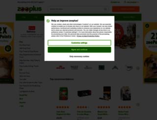 zooplus.ie screenshot