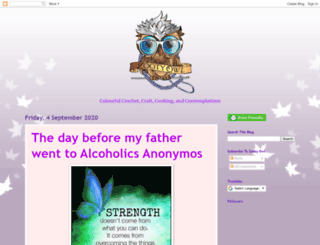 zootyowlcards.blogspot.co.uk screenshot