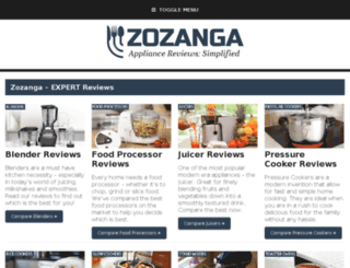 zozanga.com screenshot