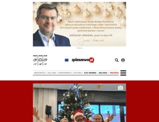 zpleszewa.pl screenshot