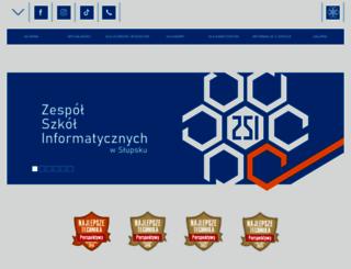 zsi.slupsk.pl screenshot