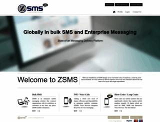 zsms.in screenshot