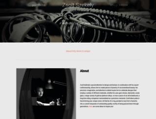 zsoltszekely.com screenshot