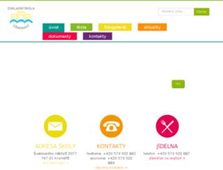 zssvabinskeho.zenart.cz screenshot