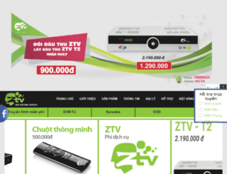 ztv.vn screenshot
