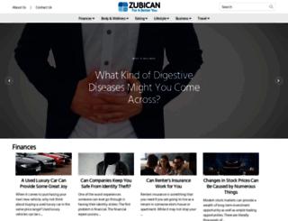 zubican.com screenshot