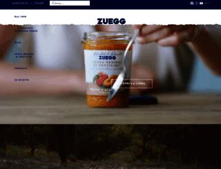 zuegg.it screenshot