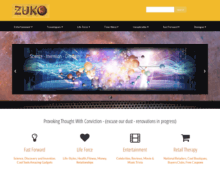 zuko.com screenshot