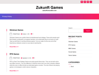 zukunft-innovation.com screenshot