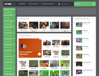 zuma.oyunu.net screenshot