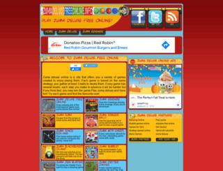 zumadeluxefreeonline.info screenshot