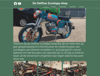 zundapp.net screenshot
