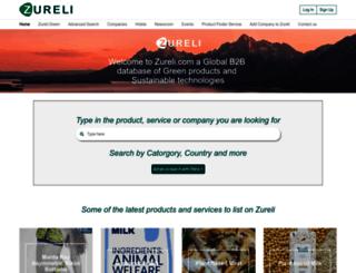 zureli.com screenshot