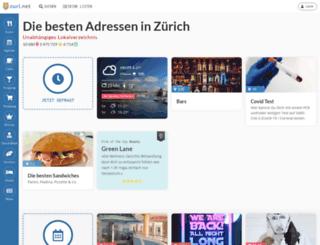 zuri.net screenshot