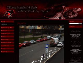 zusprerov.cz screenshot
