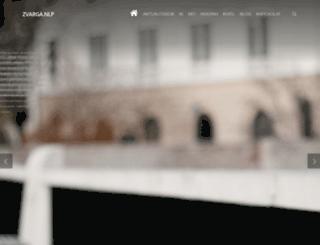 zvarga.com screenshot