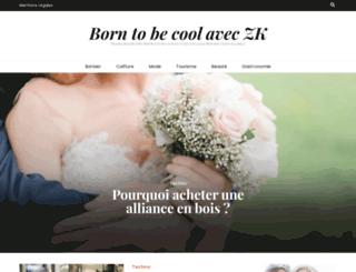 zvonkoparis.com screenshot