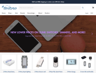 zwaveworld.com screenshot