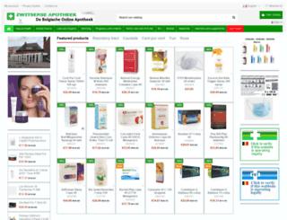 zwitserseapotheek.com screenshot