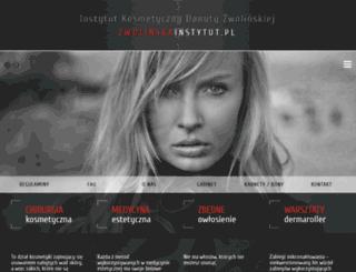 zwolinska.krakow.pl screenshot