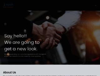 zyoin.com screenshot