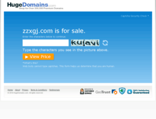 zzxgj.com screenshot