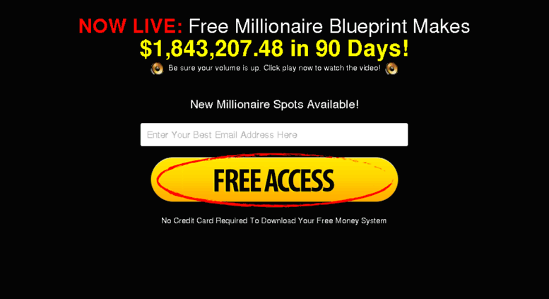 Access 13313icksurecpa free access millionaires blueprint free access millionaires blueprint malvernweather Image collections