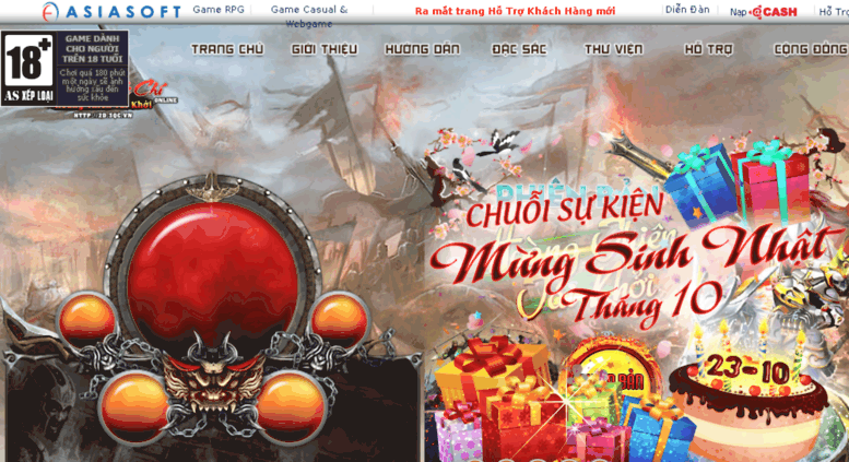 3k.playpark.vn screenshot