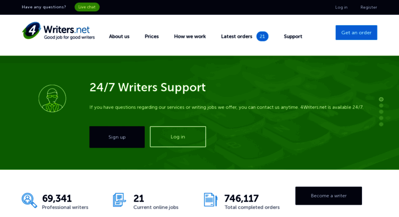 online writing support Tired of your pen have totally no ideas on the topic choose our help writing a paper service we write your essay or reaserch paper contact us right now.