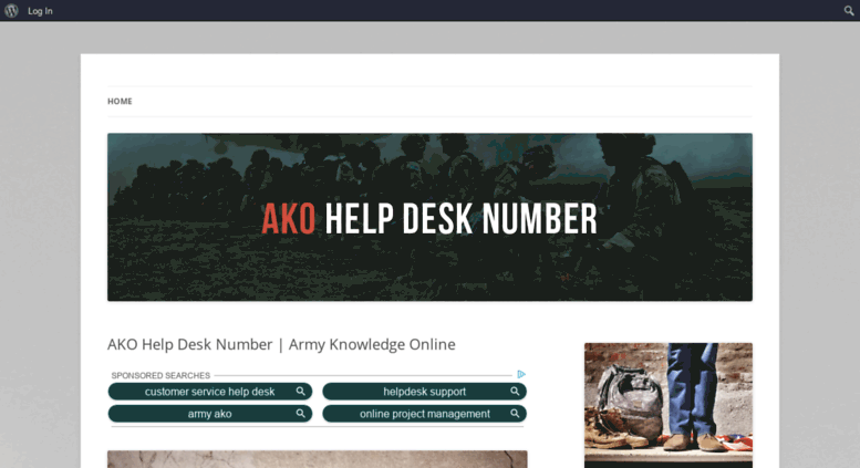 Superb Akohelpdesknumber.org Screenshot Awesome Ideas