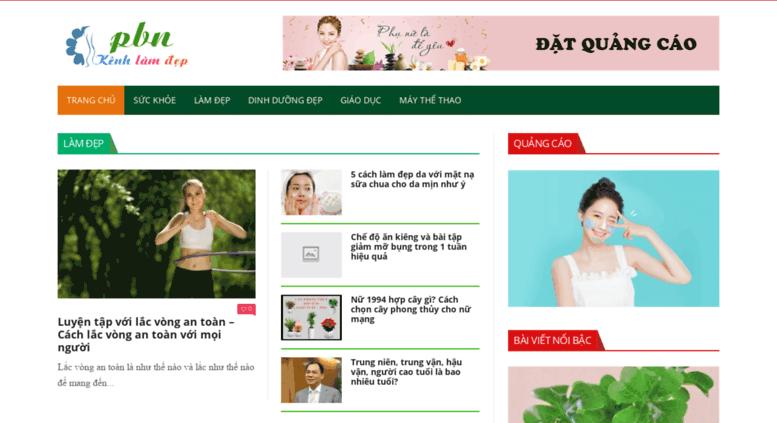 alobatdongsan.edu.vn screenshot