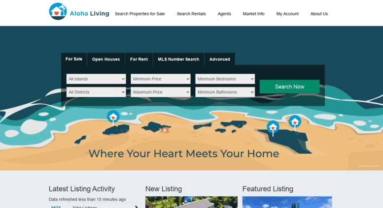 Alohaliving com