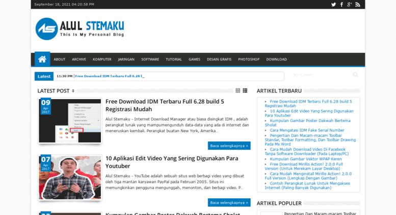 Access Alul Stemaku Blogspot Com Alul Stemaku