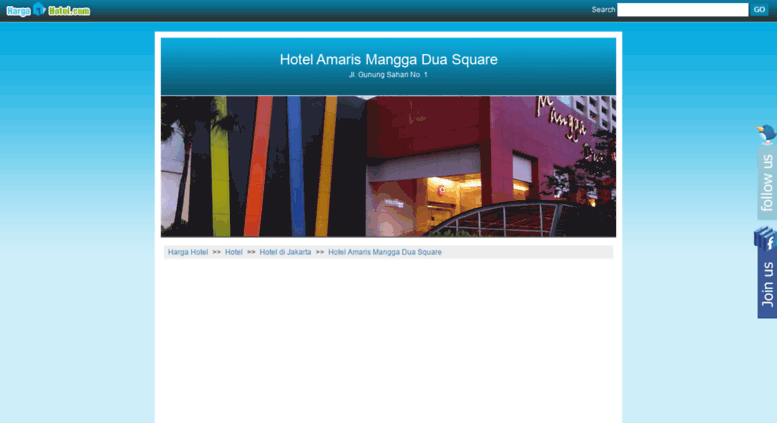 Access Amarismanggaduasquarehargahotel Hotel Amaris Mangga Dua Square