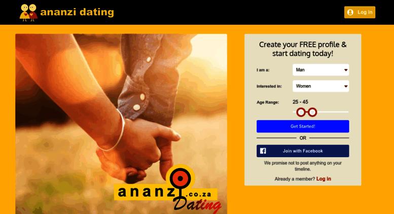 Ananzi dating