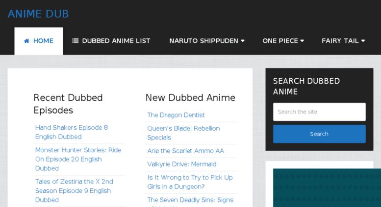 Access animedub watch english dubbed anime episodes online watch english dubbed anime episodes online anime dub voltagebd Images