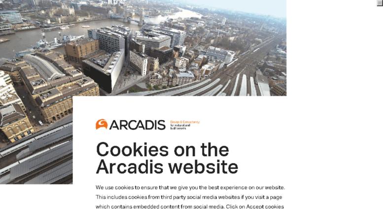 Access arcadis arcadis design consultancy for Arcadis design and consultancy