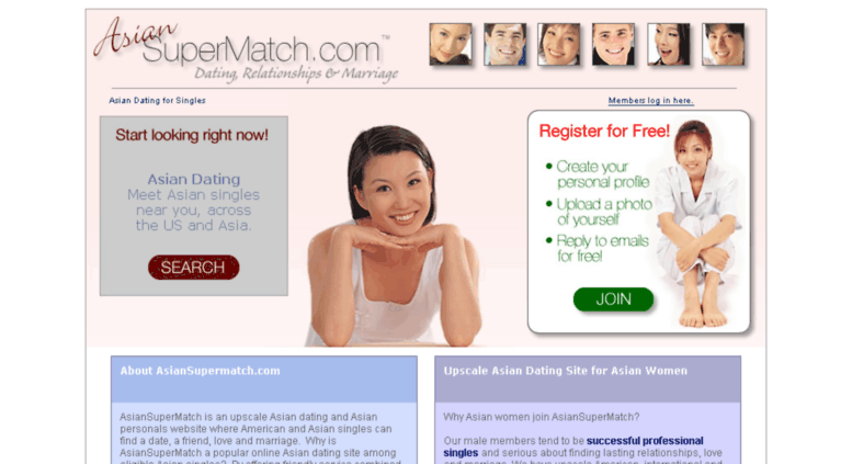 dating sites upscale