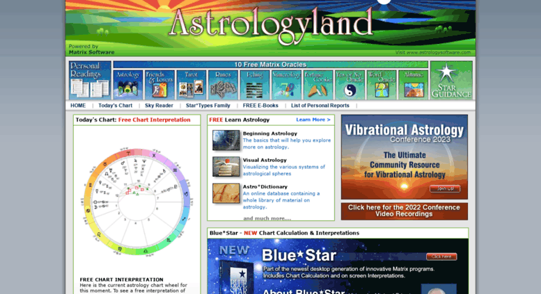 Access Astrologyland Astrologyland Horoscope Astrology