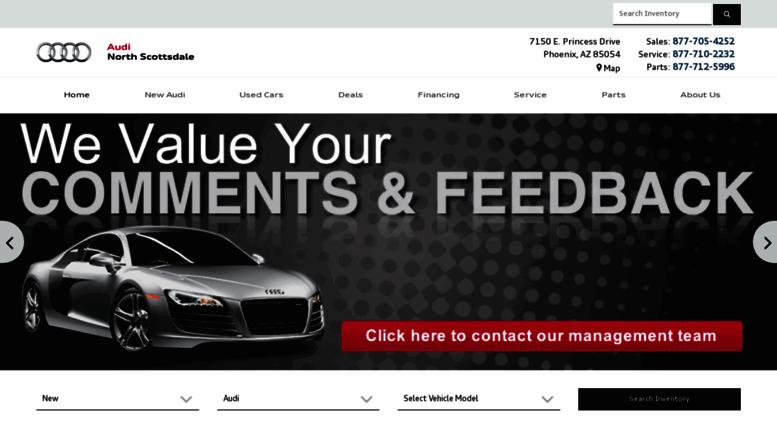 Access Audinorthscottsdaleebizautoscom Audi North Scottsdale - Audi north scottsdale service