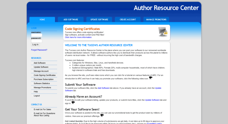 Free shareware tucows downloads software