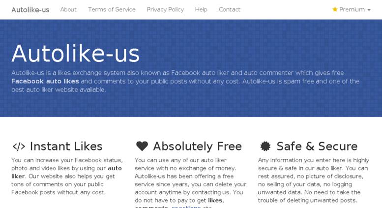 autolike us facebook auto liker status auto liker increase facebook likes