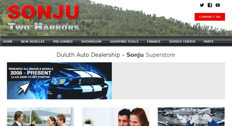 Access Sonju Super Store Duluth