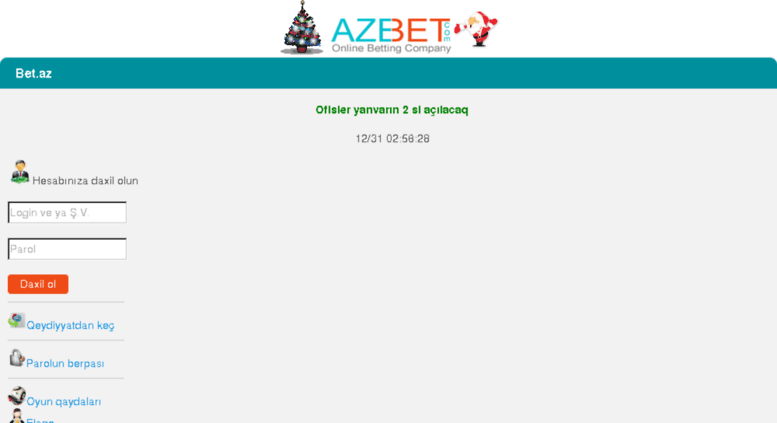 Ozbet online betting