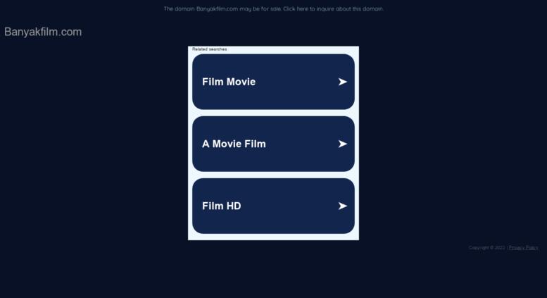 Situs torrent download film indonesia