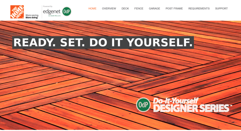 Stunning Pro Deck Design Home Depot Pictures - Amazing House ...