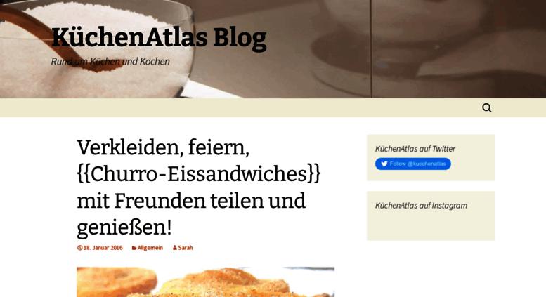 Access Blog Kuechen Atlas De Kuchenatlas Blog Rund Um Kuchen Und