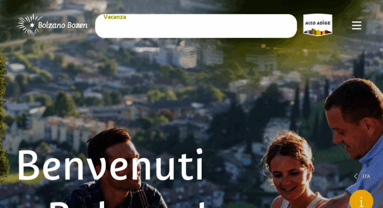 Access bolzano-bozen.it. Bolzano – Sito Ufficiale dell\'Azienda di ...