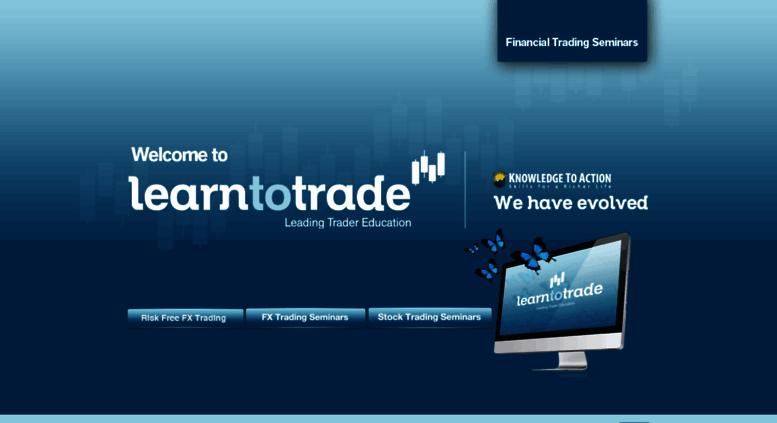 Forex trading seminar uk